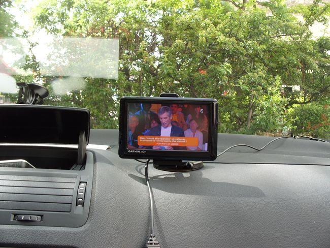 GPS nüvi 2585tv