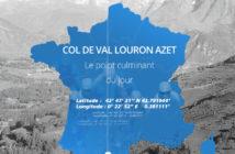 Le Point Garmin du jour : Val Louron Azet, le sommet du jour