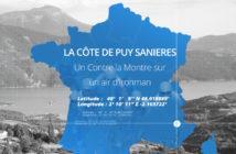 Le Point Garmin du jour : La côte de Puy Sanières