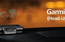 GARMIN HUD (Head-Up Display) – Votre itinéraire projeté sur votre pare-brise !