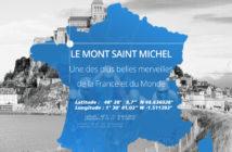 Le Point Garmin du jour : Le Mont Saint Michel