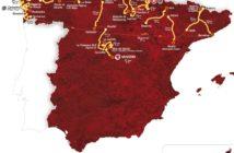 La Vuelta, le 2e grand rendez-vous cycliste de l'été
