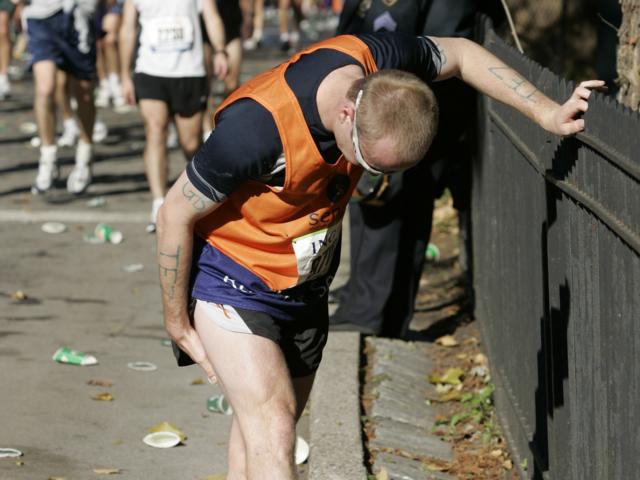 Erreur marathon