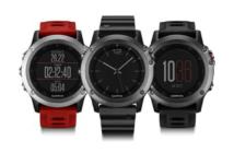 fēnix 3 – la nouvelle montre GPS multisports outdoor