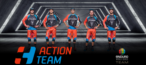 Cube action team