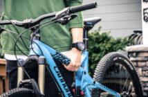 Le vélo tout terrain avec la fēnix 3 HR