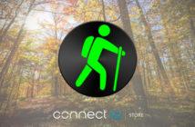Connect IQ – Appli « Hiker »