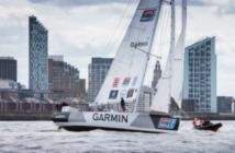 Communiqué du Team Garmin – Clipper Race : Atlantic – Manche 1: Jours 1-14.