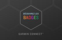 Débloquez les nouveaux badges Garmin Connect !