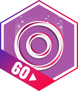 Badge 60 jours de suite