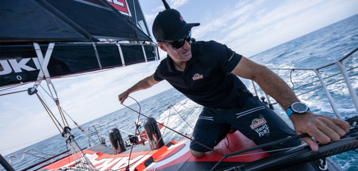 Garmin®, nouveau partenaire du team Beyou Racing et de son IMOCA CHARAL