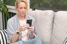 Grâce à Garmin Connect, surveillez vos signes (pré-) ménopause pour vous sentir bien !