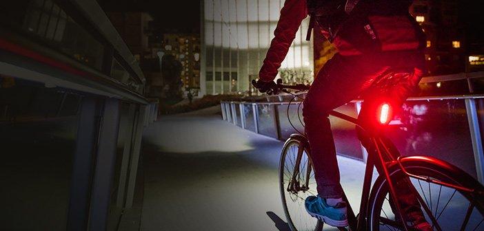 Feux de vélo, le kit complet pour votre sécurité