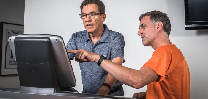 Garmin, Agi-equilibre et Predical permettent aux personnes âgées de rester actives.