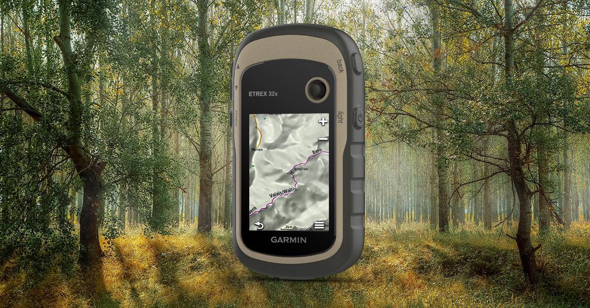 GPS Garmin eTrex® 32x - Test & Avis - Mon GPS Avis.fr